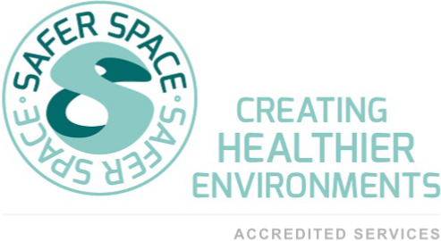 Safer Space Logo