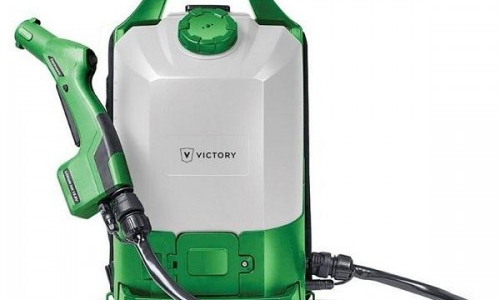 How to Use the Victory Backpack Electrostatic Sprayer